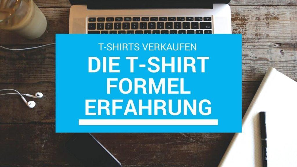 t-shirt formel