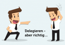 Aufgaben delegieren