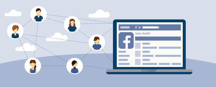 Socialmedia Werbung