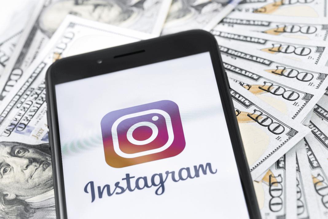Werbung Instagram