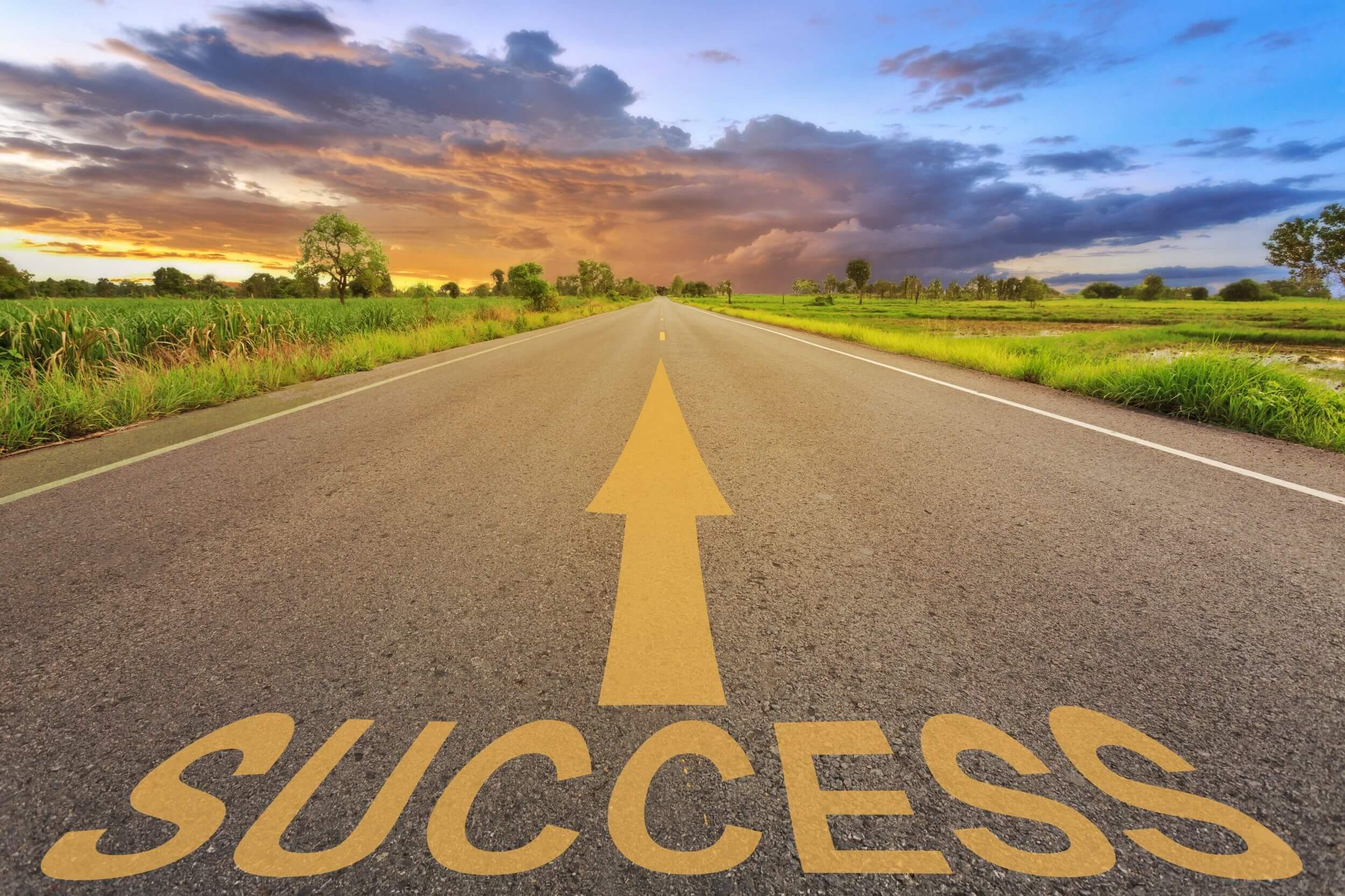 Arbeitsstil success
