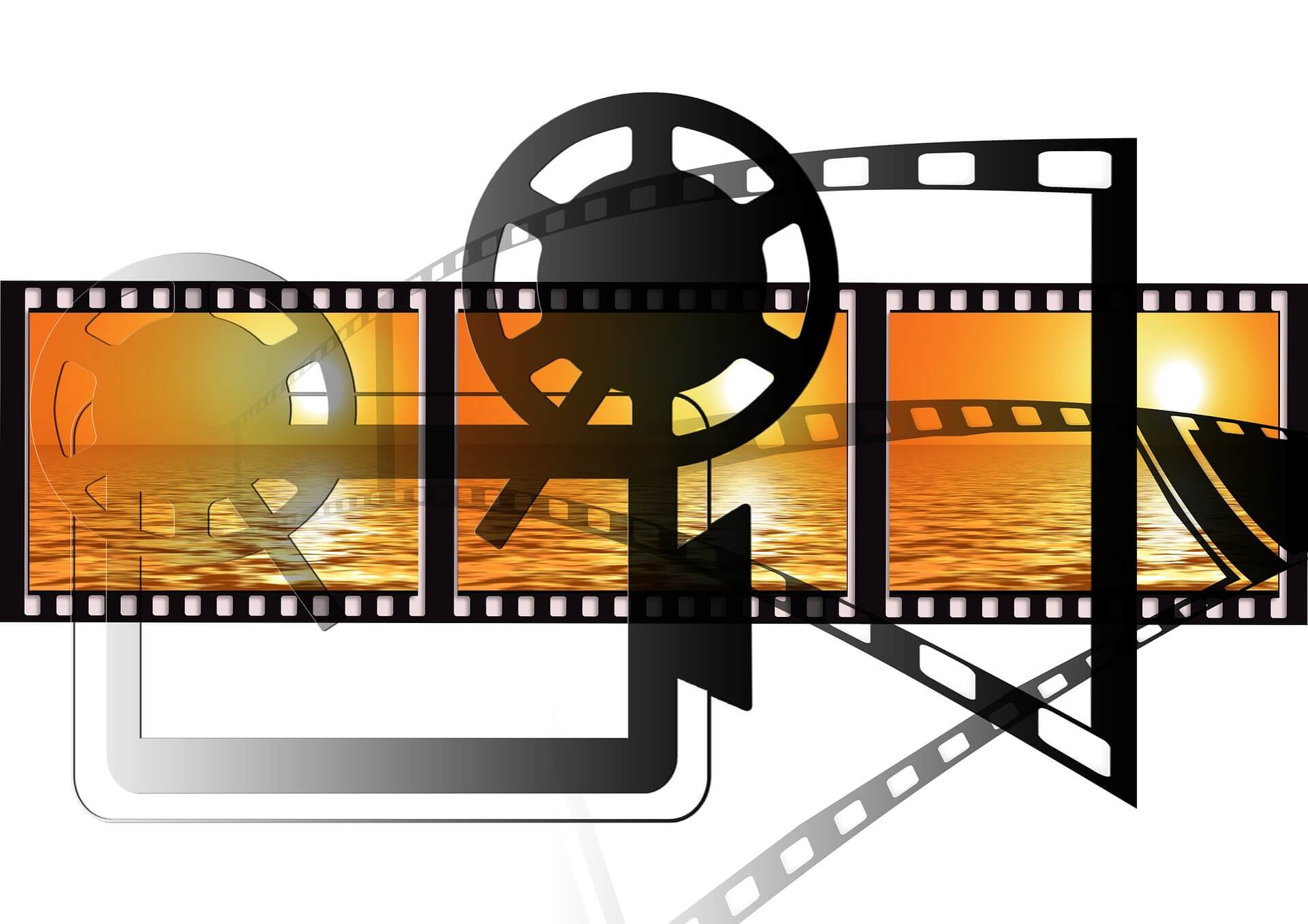 Videoanzeige