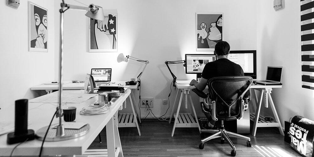 Arbeiten im Home Office auch mit Kindern möglich