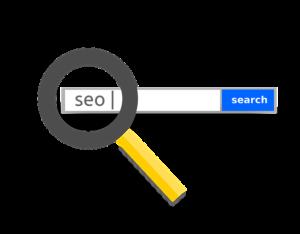 Keywords für SEO traffic
