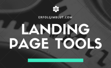 Landing Page Tools